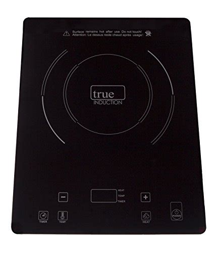 induction cooktop efficiency vs gas true induction ti 1b single burner counter inset energy
