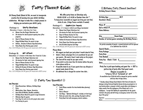 Party Planner Contract Template Google Search Event Planner 101 Event Planning Event Birthday Contract Template