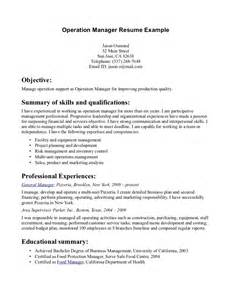 Summary Resume Example Professional Summary Resume Resume Format Download Pdf