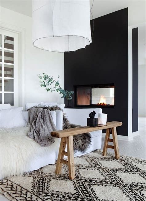 Black And White Living Room Rug by 25 Interior Design With Black And White Rugs Interior