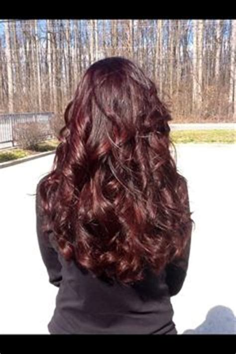 rich cherry hair colour 1000 images about hair on pinterest hair color charts
