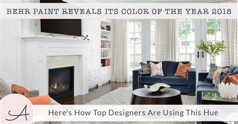 behr paint color of the year behr paint s 2018 color of the year