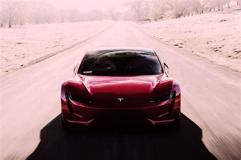 2020 Tesla Roadster Quarter Mile by New 2020 Tesla Roadster Breaks Light Drive