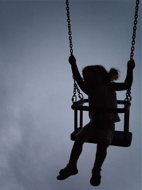 silhouette swing swing silhouette photo files 1190103 freeimages com