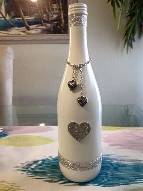 25 best ideas about decorated wine bottles on