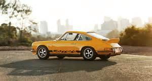 1973 Porsche 911 Rs Price 1973 Porsche 911 Rs 2 7 Touring Pics Information