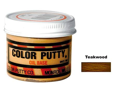 putty color buy the color putty 62144 color putty teakwood 3 68