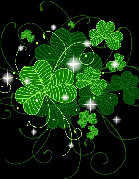 lucky shamrocks 187 inspiration connections
