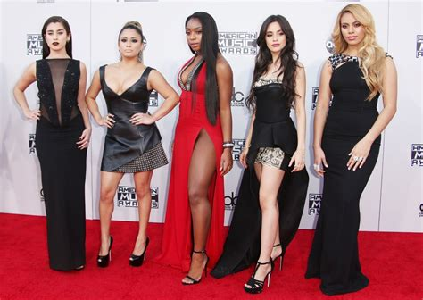 fifth harmony music videos red carpet looks october 2016