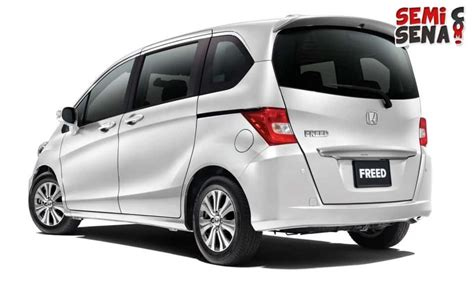 Tv Mobil Honda Freed harga honda freed review spesifikasi gambar april 2018 semisena