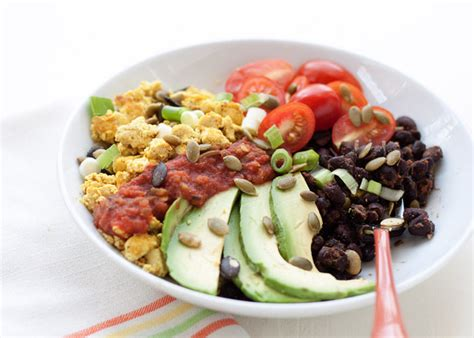 plant protein recipes that youâ ll enjoy the plant protein power breakfast bowls kitchen treaty
