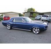 1967 Mustang  Ford Coupe Pictures