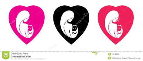 Mothers Day Logo Mothers Day Logo Stock Illustration Image Of Invention