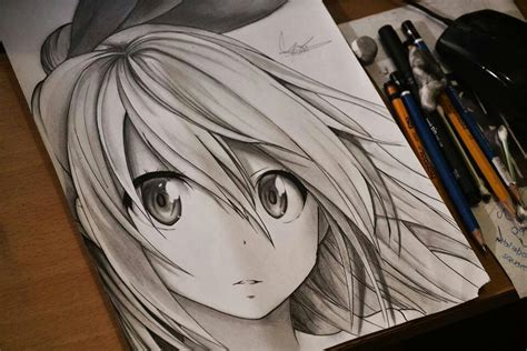 Anime Drawer by Drawing Painting