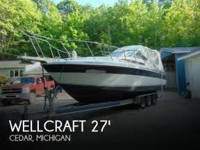wellcraft boats for sale michigan wellcraft monte carlo 2800 boat for sale in cedar mi for