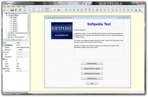 free database app database application builder free