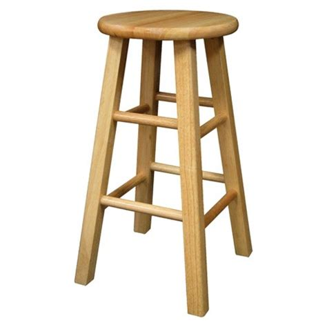 Stool For Bar by Landon 24 Quot Counter Stool Hardwood Room Target