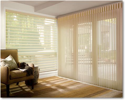hunter douglas hunter douglas luminette privacy sheers silhouette