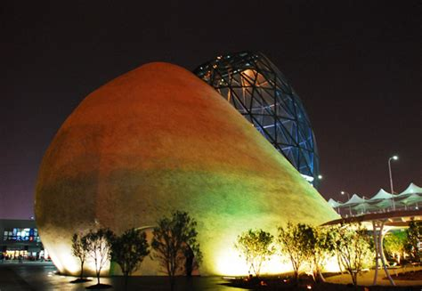 designboom israel israeli pavilion at shanghai world expo 2010