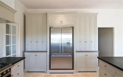 54 quot lyn design kitchen island isl07 blk hardware merricks hton style face framed traditional