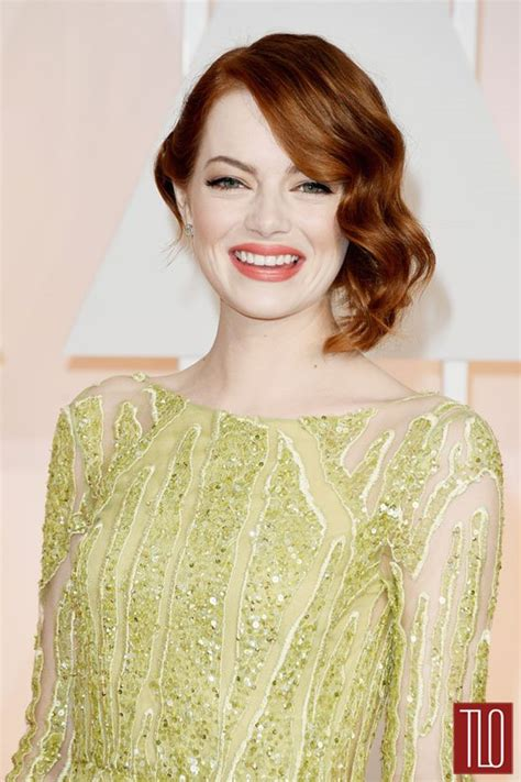 emma stone vegan emma stone in elie saab at the oscars tom lorenzo