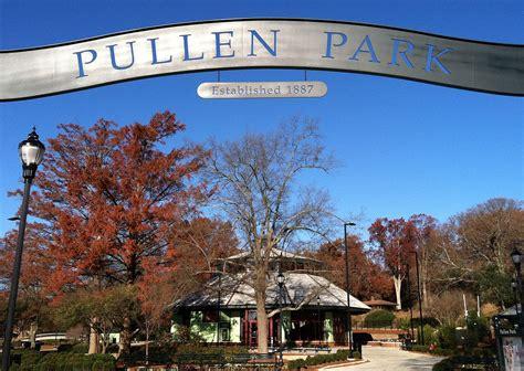 park raleigh nc pullen park