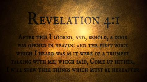 revelation books the book of revelation trailer