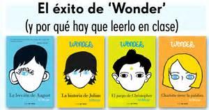 libro por que existe el libros con clase el 233 xito de wonder y por qu 233 hay que leerlo en clase libros con clase