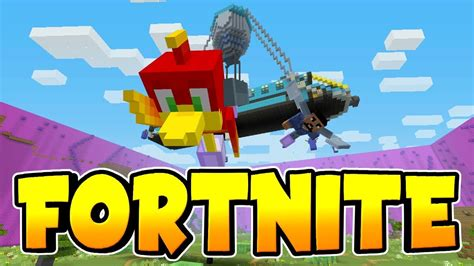 fortnite like minecraft fortnite in minecraft