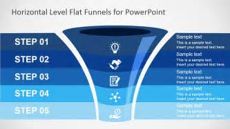 sales funnel templates free flat funnel powerpoint template slidemodel