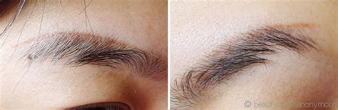 eyebrow tattoo penang beauty mistakes and regrets i have em beautyholics