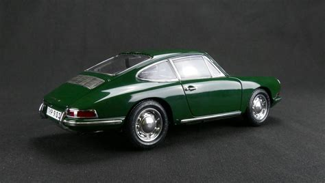 porsche green 1964 green porsche 901 by cmc 1 18 scale choice gear