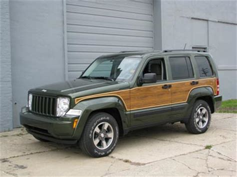 desert jeep liberty jeep liberty woody kit photo page