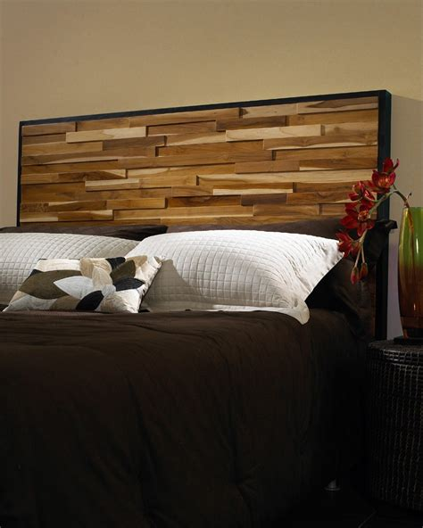 reclaimed wood king headboard padma s plantation reclaimed wood headboard for king size