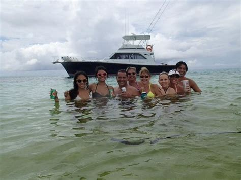 captain ron fishing boat captain ron s cozumel boat charters cozumel reviews of