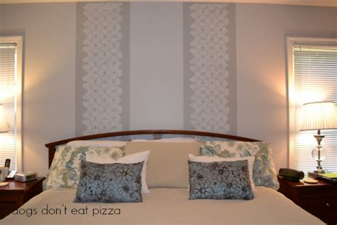 headboard stencils for walls easy painted pumpkins dogsdonteatpizza com