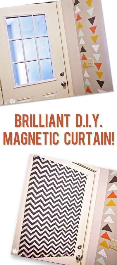 magnetic blackout curtains brilliant d i y magnetic curtain curtains curtain
