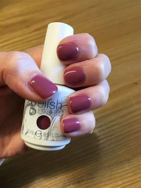 gelish nail colors best 25 gelish colours ideas on gelish nails