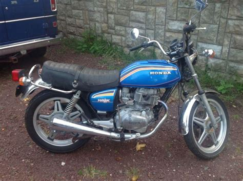 1978 honda hawk 1978 honda hawk cb400 for sale
