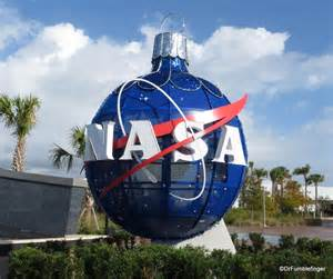 giant nasa christmas ornament travelgumbo