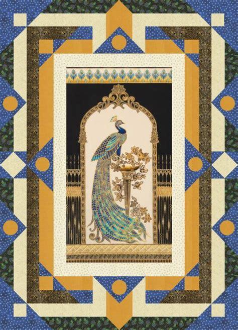 Quilt Pattern Art Deco | art deco free pattern robert kaufman fabric company