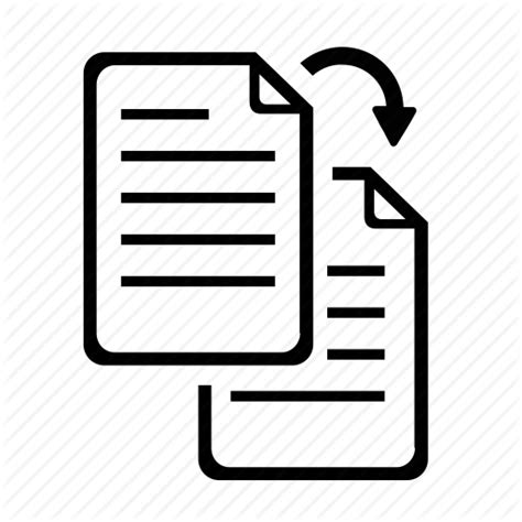 icon format converter contract document document conversion file information