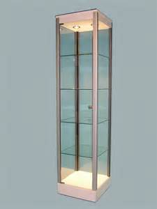 Glass Display Cabinets White Glass Display Cabinets For Schools 183 Designex Cabinets