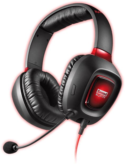 Sound Card Headset Gaming sound blaster tactic3d rage usb v2 0 gaming headsets creative labs united states