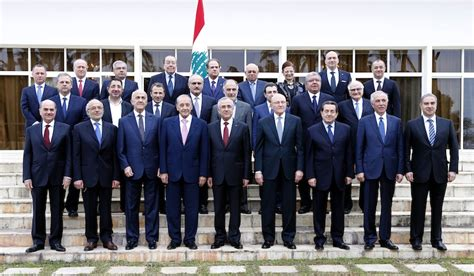 Cabinet Us Government by Lebanon Finally Has A Government