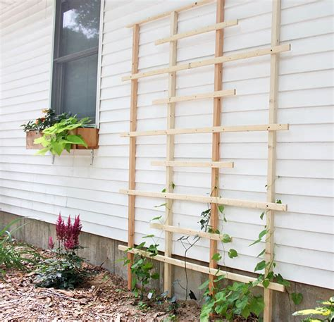 diy trellis plans 12 diy garden trellis plans designs and ideas
