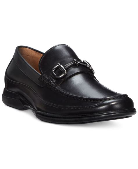 kenneth cole reaction loafers kenneth cole reaction rem inder loafers in black for