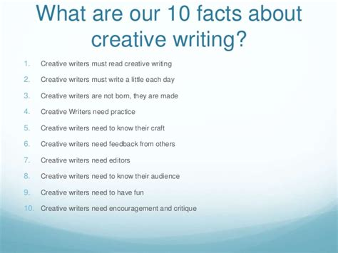 Writers Talk About Writing All Day by Day 1 Creative Writing Ndgs