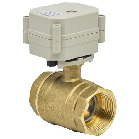 Electric Valve 2 Inch electric valve motorized valve flow valve