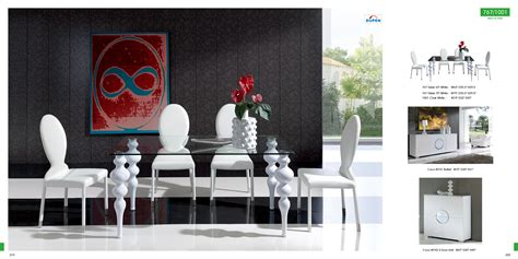 modern dining room table and chairs modern dining room table and chairs dands